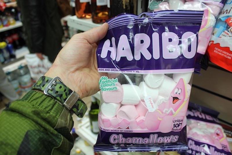 Funky Chamallows