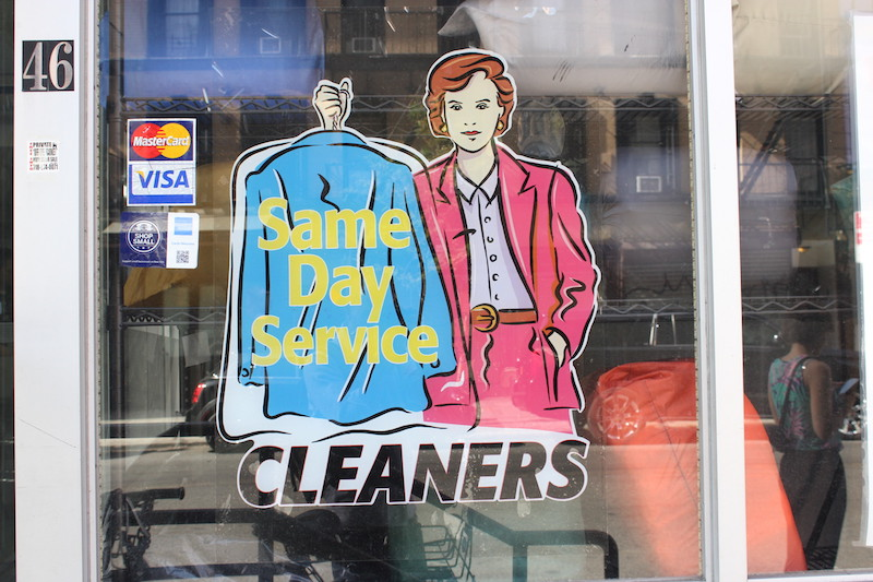 Cleaners Old School