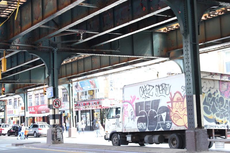 GraffitiTruck