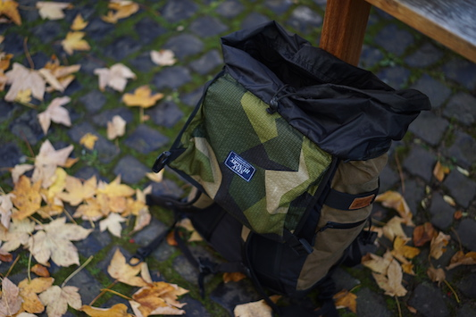 Stay Hungry Millerain Backpack