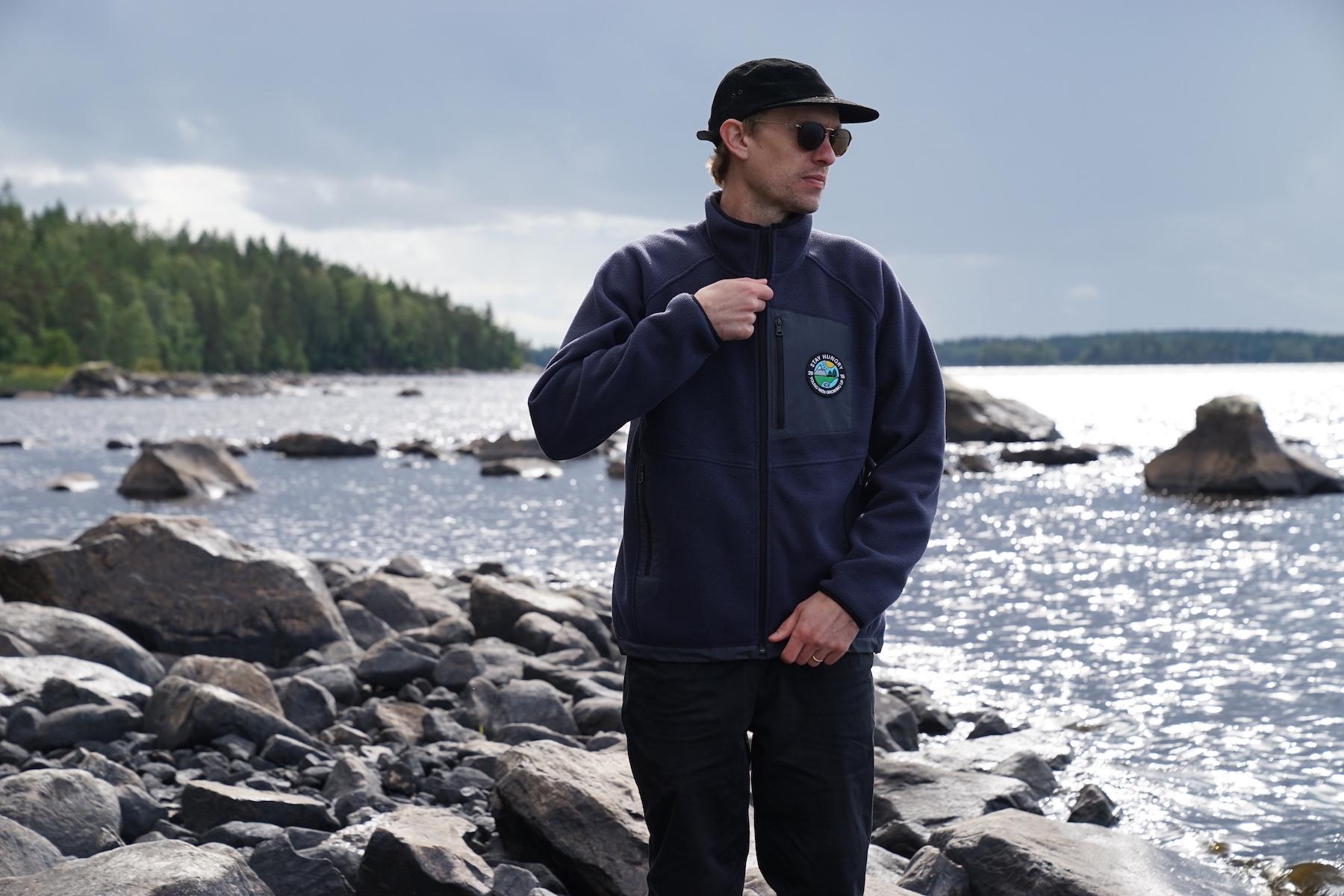 YMGU Fleece Jacket