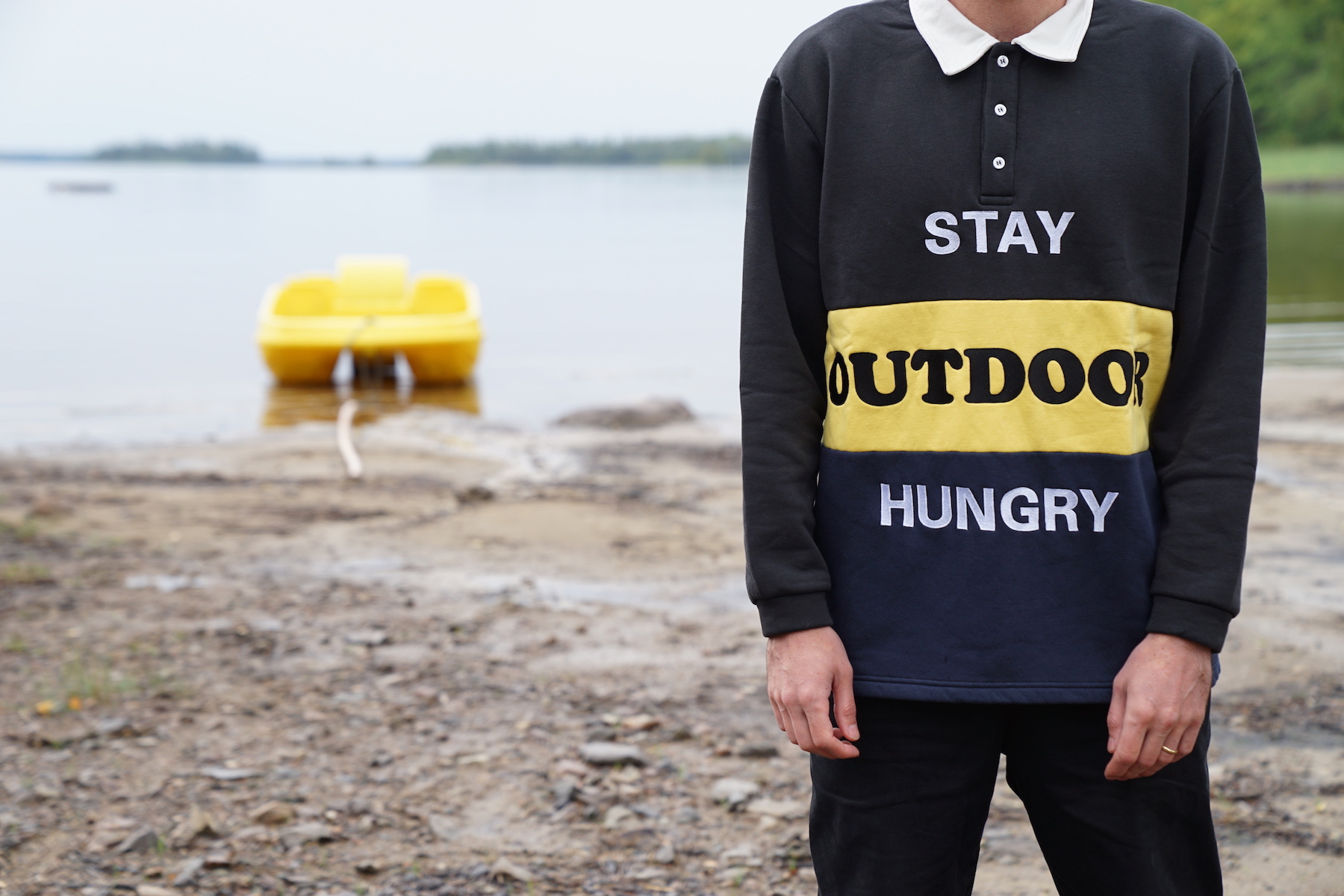 Stay Hungry Sports Outdoor Polo