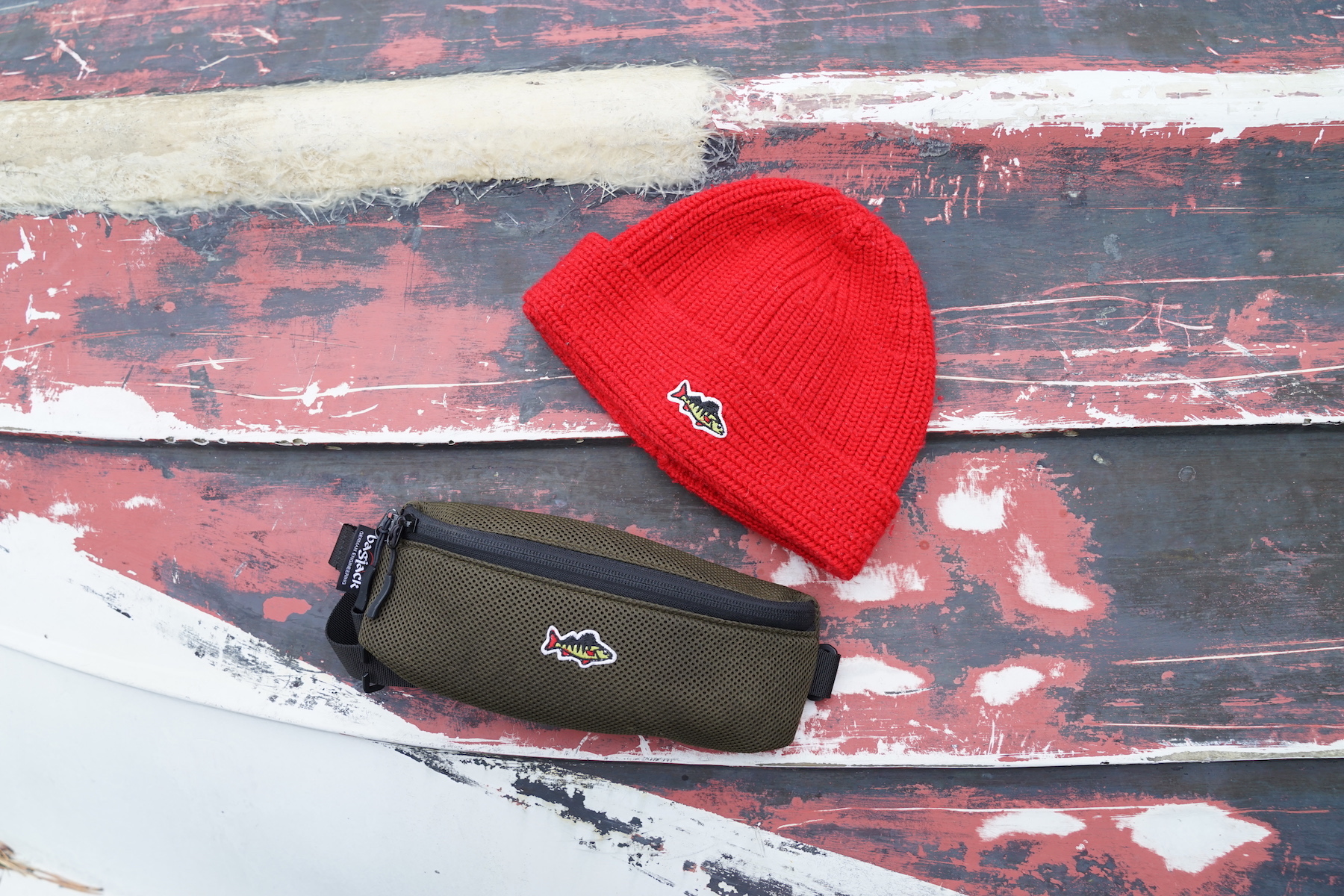 Stay Hungry Sports - Aborre Beanie and Aborree Hip Bag
